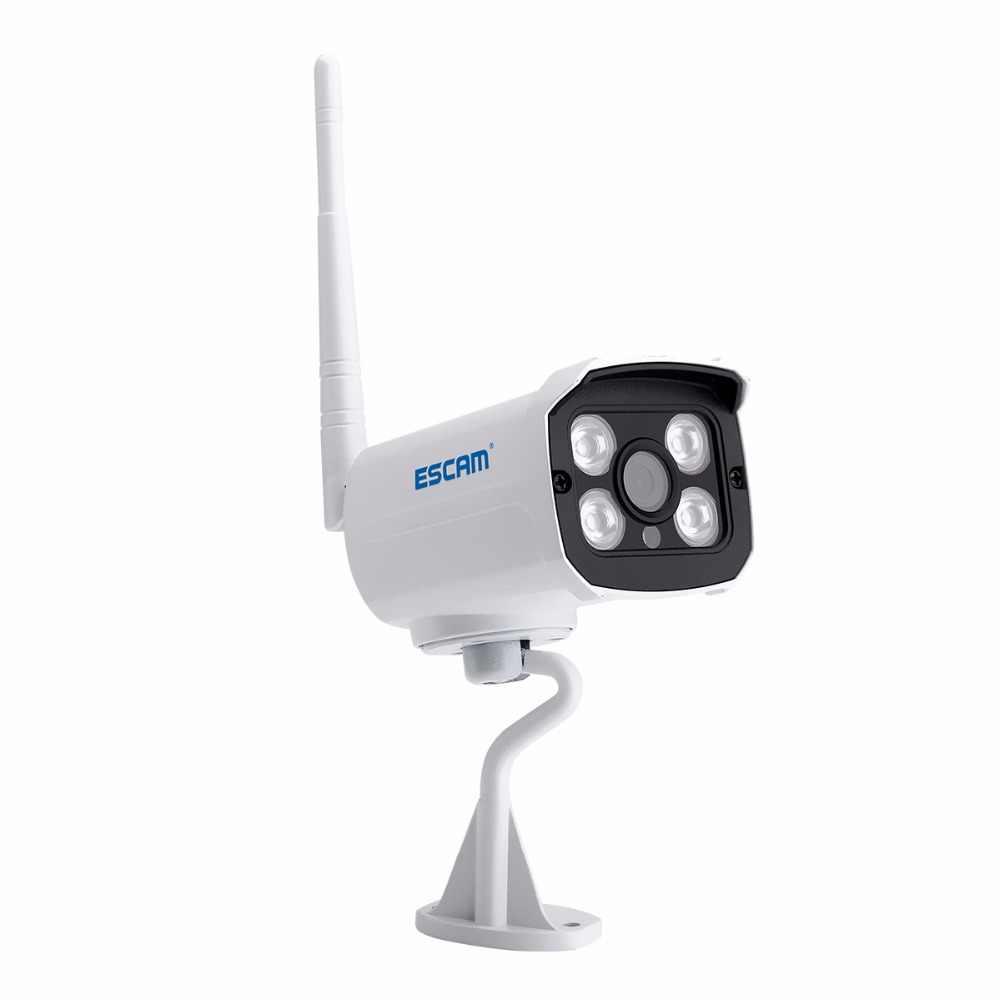 ESCAM WNK803 720 P CCTV система 8CH HD Беспроводной NVR комплект Открытый ИК ночного видения IP wifi камера система безопасности наблюдения
