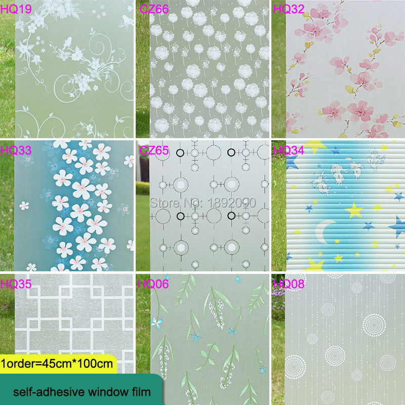 Bathroom Window Film B&Q color frosted window film reviews - online shopping color frosted
