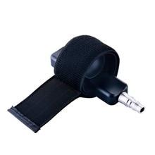 Black Dildo Bondage Adapter For Sex Machine With Quick Air Connector Female Dildo Vibrator Masturbator Cup Clip Sex Toys