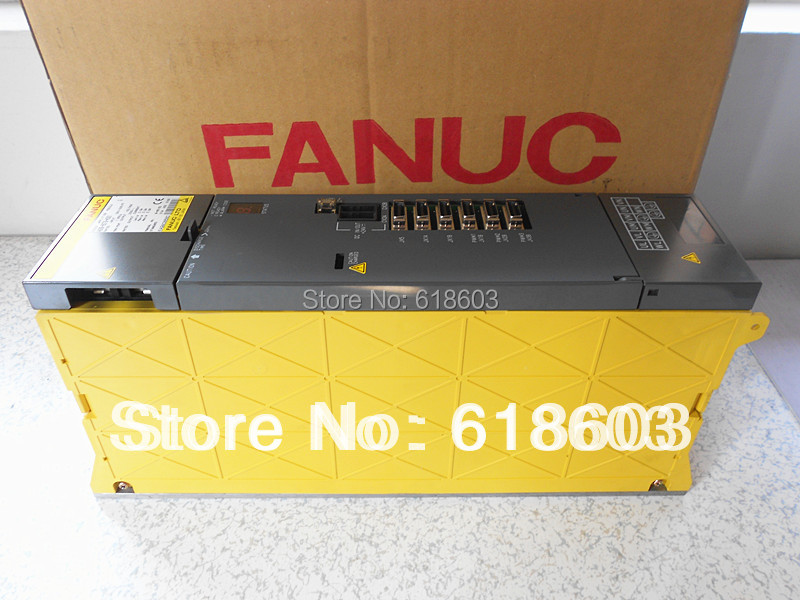 fanuc motor driver FANUC servo amplifier module a06b-6080-h304 fanuc servo drive amplifier a06b 6093 h102 a06b 6093 h101 beta series svu 12 12 amp