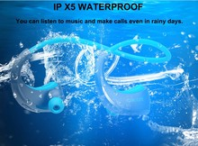 Waterproof Bluetooth Headphones Wireless