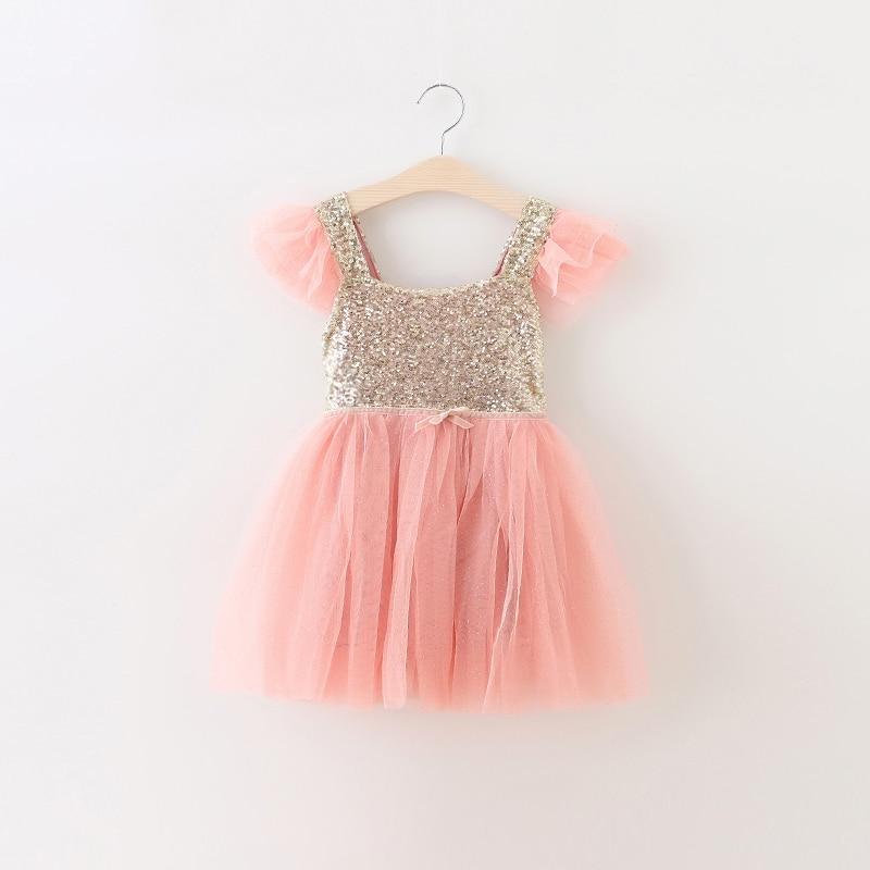 Hermosa Vestido De Lentejuelas De Oro Prom Ideas Ornamento ...