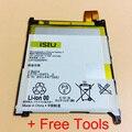 Reemplazar la batería de alta calidad para sony xl39h xperia z ultra c6802 lis1520erpc batería del teléfono móvil accesorios de reparación + herramientas