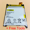 Top Quality Battery Replace For SONY XL39h Xperia Z Ultra C6802 Mobile Phone Batteria LIS1520ERPC Accessories Repair + Tools