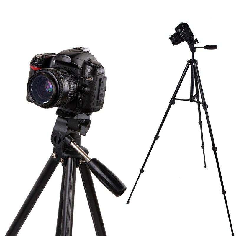 Professional Camera Tripod Monpod For D3200 D3300 D3400 D5200 D5300 D5500 70D 80D 600D 750D 700D