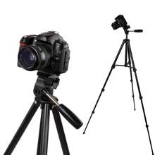 Профессиональный Штатив Камеры Monpod Для D3200 D5200 D5300 D3300 D3400 D5500 70D 80D 600D 700D 750D SX60 HS G1X II G3X A7II A7R II