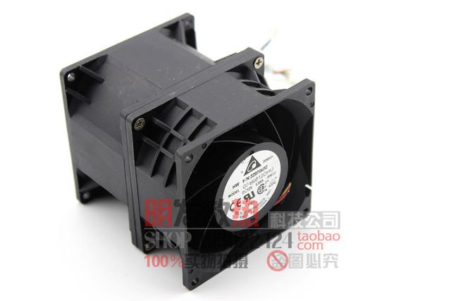 Promoção 8 CM/8090 12 V 5.88A GFB0812DHU carro turbo de alta velocidade ventilador de refrigeração