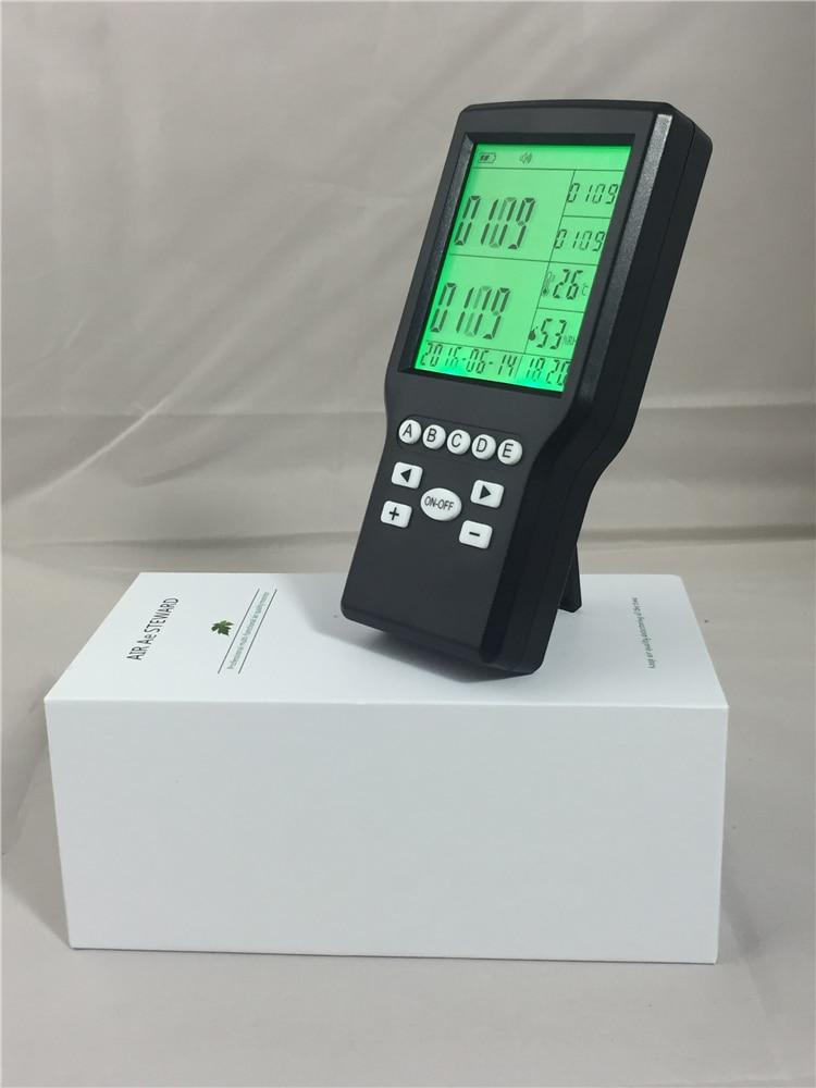 smart formaldehyde detector air quality monitoring TVOC detector