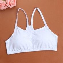 Teenage Underwear Bras Training Cotton Children High-Quality Summer