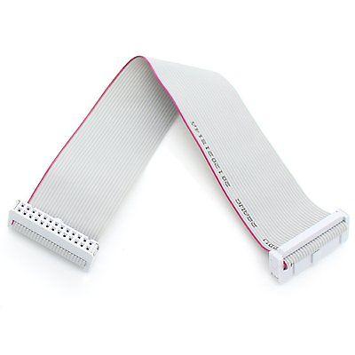 5PCS Flat Ribbon Cable 26 pin 2 54mm picth 200mm for font b Raspberry b font