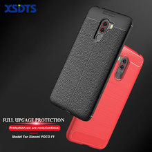 XSDTS Silicone Phone Case For Xiaomi MI 8 SE MI8 Lite A2 A1 5X 6X Explorer Edition MIX 2 2S 3 Leather Design Back Cover Coque(China)
