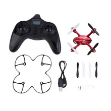 Hubsan X4 H107C 2.4G 4CH RC Quadcopter with Camera Gyro Drone Red
