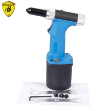 цена на air riveter industrial high quality pneumatic hydaulic air rivet gun rivets 2.4mm 3.2mm 4.0mm 4.8mm high power air riveting tool