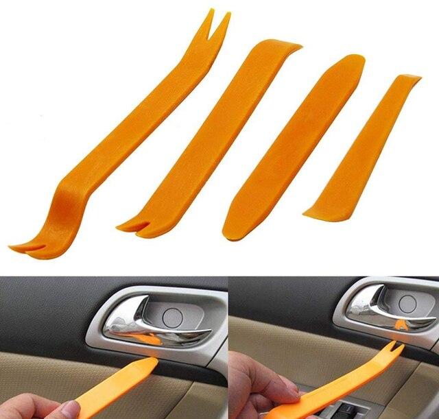 4pcs car of tool sets Accessories For subaru Legacy impreza forester xv trezia BRZ wrx levorg Outback 2008 2009 2010 2011 2012