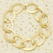 High Quality 2meters 25*33*4.5mm Gold Metal Aluminum Chain DIY Jewelry Findings Accessories Necklace Chains Wholesale PJ-06