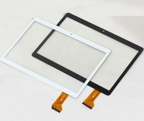 New Touch Screen For 9.6 Ginzzu GT-X870 Tablet Touch Panel Digitizer Glass Sensor Replacement Free Shipping new capacitive touch screen digitizer glass 8 for ginzzu gt 8010 rev 2 tablet sensor touch panel replacement free shipping