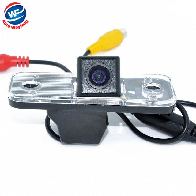 HD CCD Car Rear View Backup Camera parking camera Rear monitor for Hyundai new Santafe Hyundai Santa Fe  Azera WF|hd car|car hdcamera hd car - title=