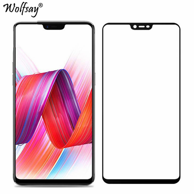 detailed look cf234 cdf38 US $1.44 24% OFF|Wolfsay Tempered Glass Oppo A3S Screen Protector On Oppo  A5 Anti Explosion Full Cover Phone Glass For Oppo A3s CPH1803 CPH1805-in ...