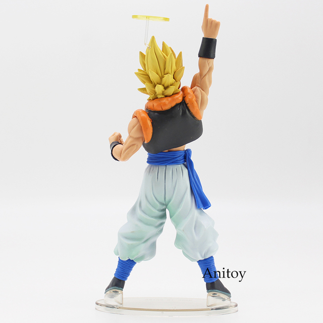 Dragon Ball Z Gogeta Super Saiyan Gogeta PVC Action Figure