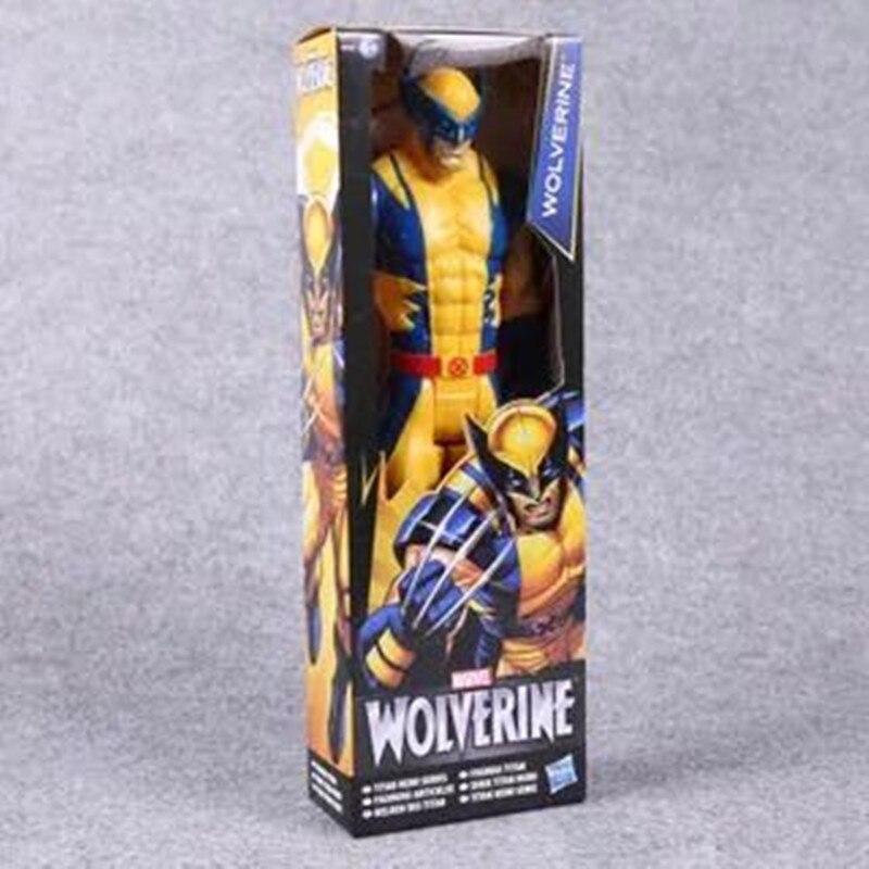 Новинка Marvel Мстители Веном Капитан Америка Железный человек ПВХ фигурка Коллекционная модель игрушки для детей Детские игрушки - Цвет: WITH BOX
