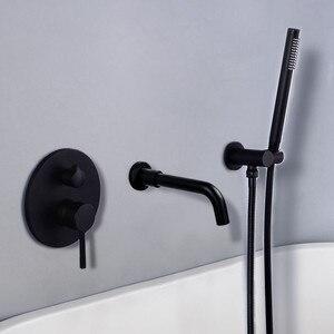 Bathtub Faucet Brass Bathroom