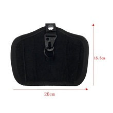 Small Waist Bag Outdoor Style Multi Functional Nylon Portable Key Hanging Holder Pouch Gym Storage Bags Accessories