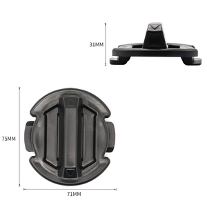 Image 3 - ATV Twist Floor Drain Plug Body Quad Floor Drain Plug For Polaris RZR XP 1000 RZR 900/900 S/1000 S RZR Turbo Etc ATV Accessories