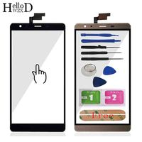 6 0inch Touch Screen For Leagoo Shark 1 Touch Glass Digitizer Panel Flex Cable Front Glass