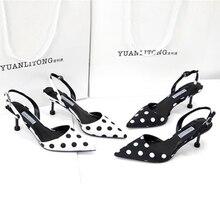 Dwayne Women Pumps Fashion Heels Sandals For Summer Shoes  Wedding Size 34-40