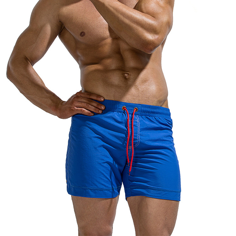 Casual Quick Drying Beach Shorts Men Cozy Homewear Sleep Bottoms Fashion Mens Outdoor Sports Shorts Male Sleepwear Pants