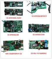 CE KFR105DL N2SY | CE KFR50G/BP3N1Y | CE KFR26G/AB | CE AHUKZ 03B.D.1 | KFR 35GBP3DN1Y CE | CE RSJ 15/190RDN3 Usado Bom Trabalho|  -