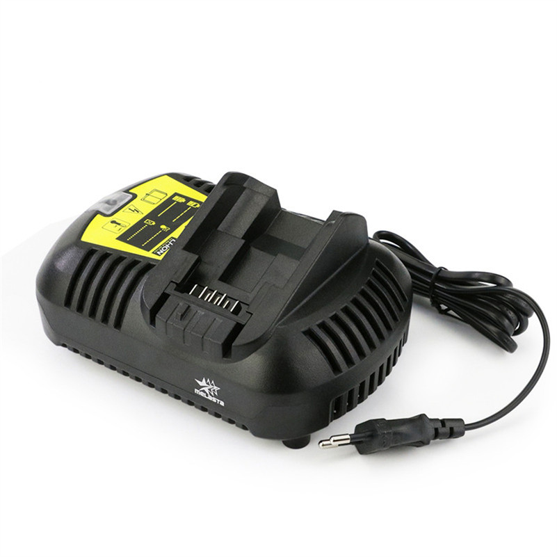 MELASTA Charger For Dewalt 10.8V 12V 14.4V 20V Li-ion Battery DCB101/DCB105,DCB120/DCB203/DCB200/DCB201/DCB204/DCB180/DCB182 5000mah 20v lithium ion power tool rechargeable battery replacement for dewalt 20v dcb181 dcb180 dcb182 dcb200 dcb201 dcb203