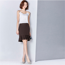 Summer Cotton And Mulberry Silk Lace Fringed Camisoles Woman Tops 5 Colors For Your Choice