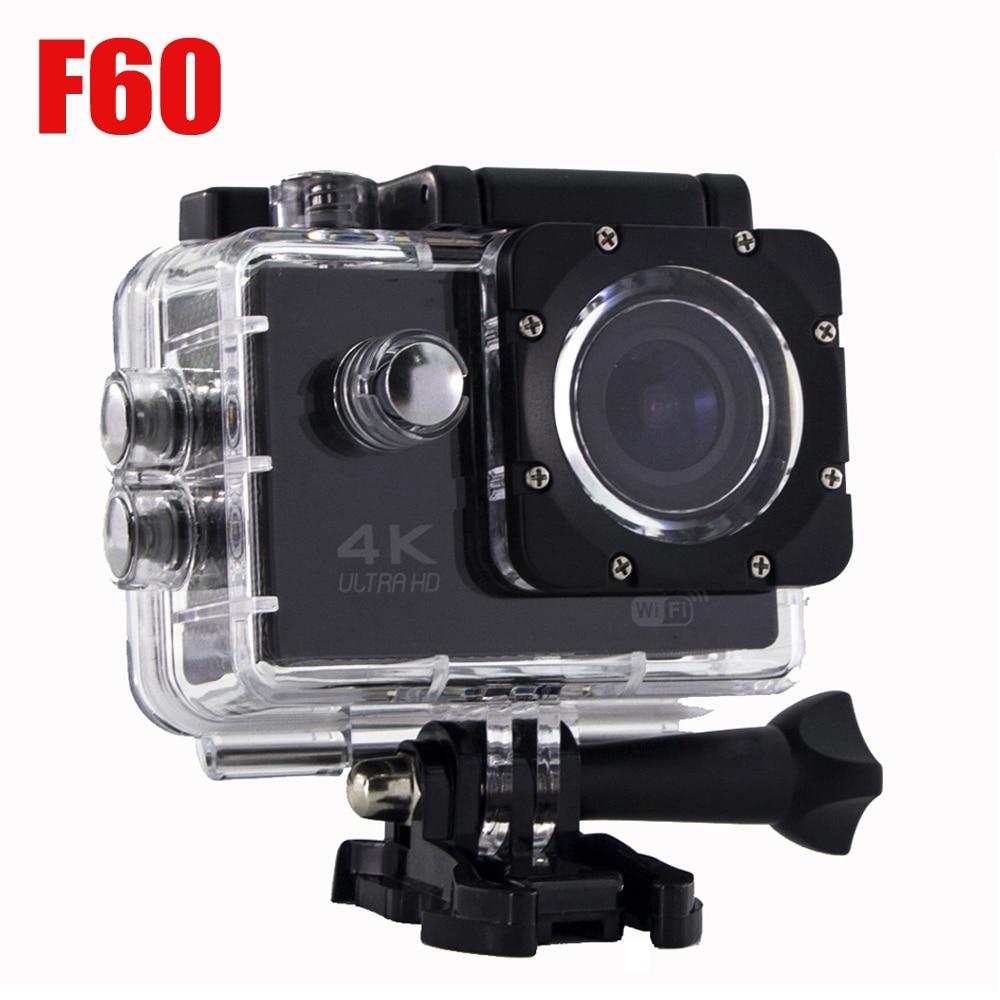 Goldfox F60 Ultra HD 4K WiFi 1080P Action camera DV Sport 2 0 LCD 170D lens