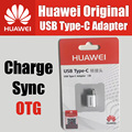 AP52 PC+PBT 100% original usb type c adapter micro usb with otg for huawei p9 plus,nova,mate 9,honor 8,v8,note 8