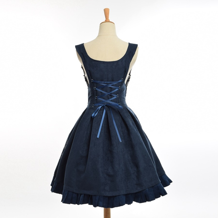 Lolita Corset Dress (7)