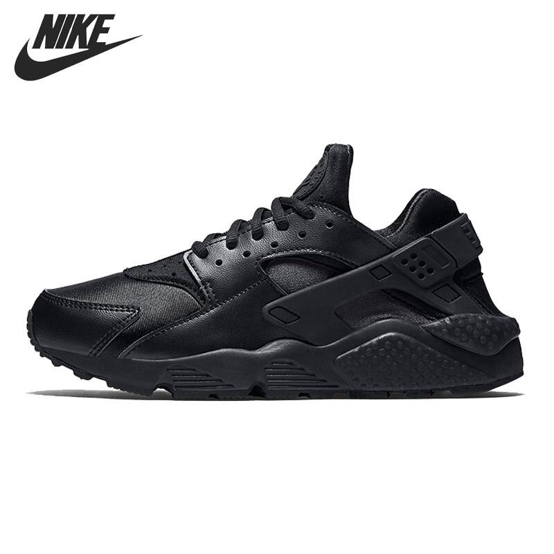 Original New Arrival 2018 NIKE AIR HUARACHE RUN Women's Running Shoes Sneakers original new arrival 2018 nike air huarache drift prm men s running shoes sneakers