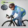 RockBros Cycling Raincoat Jersey Sets Cycling Riding Polyester TPU Windproof Rainproof Jacket Waterproof Bike Cycling Rain