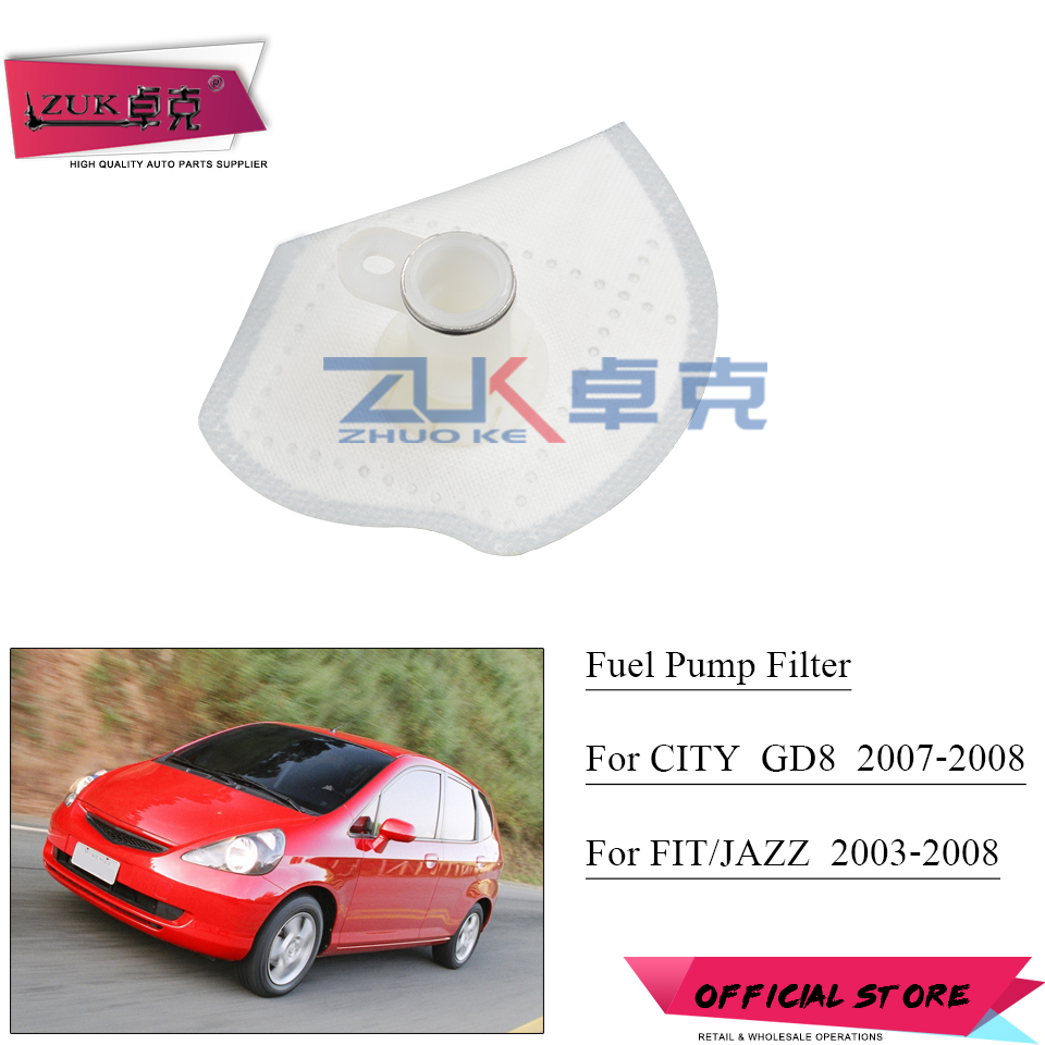 ZUK Auto Replacement Fuel Pump Filter Screen Strainer For HONDA FIT JAZZ  1.3L 1.5L GD1 GD3 2003 2004 2005 2006 2007 2008|Fuel Filters| - AliExpressAliExpress
