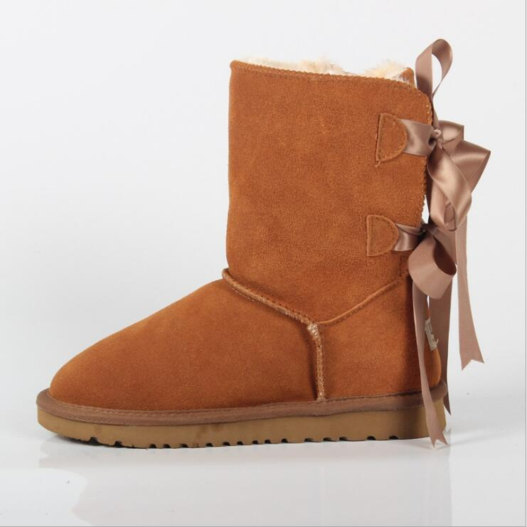 2019 Ugged Women Shoes Boots Warm Winter Snow Boots Fashion Ribbon Shoes Internal Plush Slip-on High Quality Non-slip 34-442019 Ugged Women Shoes Boots Warm Winter Snow Boots Fashion Ribbon Shoes Internal Plush Slip-on High Quality Non-slip 34-44