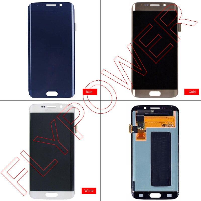 For font b Samsung b font font b Galaxy b font S6 Edge G925 G925f lcd