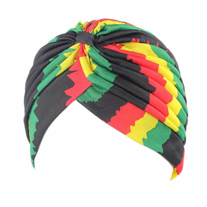 6a816ac161a Dropwow 11Color Summer Bandanas Women Muslim Stretch Turban Headwear ...