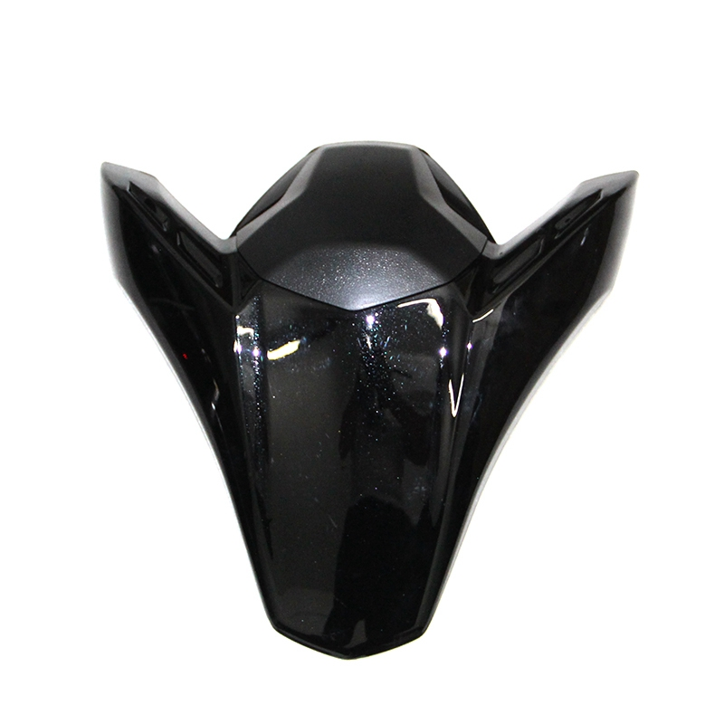 High Quality New For Kawasaki Z900 Z 900 2017 Motorcycle Bright Black ABS Plastic Pillion Rear