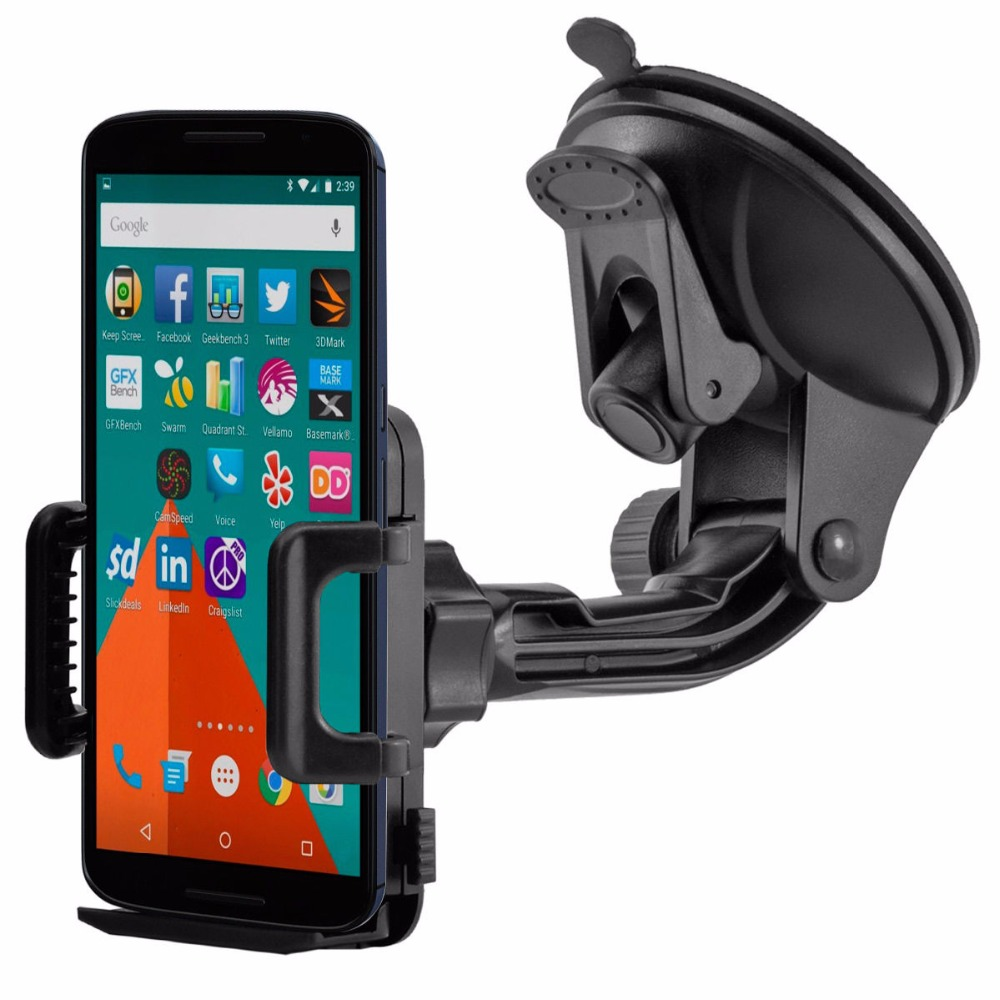 for motorola nexus 6 xt1100 xt1103 car phone holder windshield gps