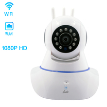 Wifi IP Camera 1080P HD Pan Tilt Camera Night Vision 2.0MP Network Camera Two Way Audio Security IP Camera CCCT surveillance