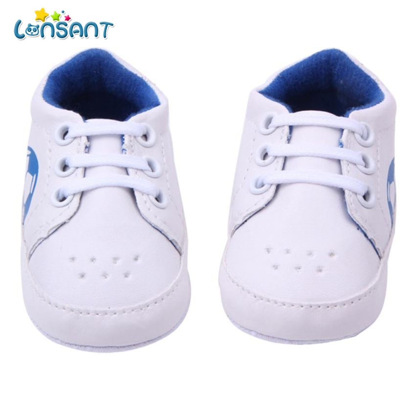 LONSANT 2018 Baby Toddler Walking Shoes E1120