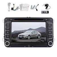 2 DIN Car DVD GPS Navigation For VW JETTA GOLF 5 MK5 MK6 PASSAT B6 POLO