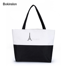 Bokinslon Woman Canvas Shoulder Bags Pri