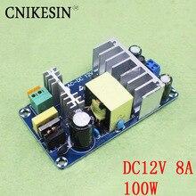 CNIKESIN 12 В высокой мощности импульсный источник питания, AC-DC модуль питания, 12V8A импульсный источник питания/голые доски умереть, C7B1