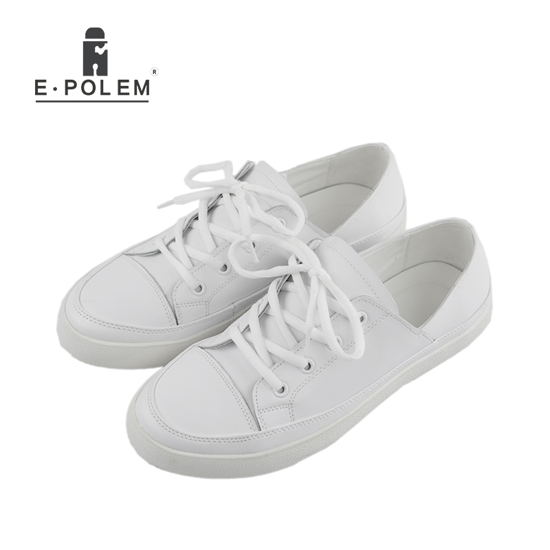 Men 2017 Spring Summer Fashion Shoes Lace-up Low Breathable Male Flats Casual Shoes Students loafers White Khaki Shoe Hot Sale men 2017 spring summer fashion shoes lace up low breathable male flats casual shoes students loafers white khaki shoe hot sale